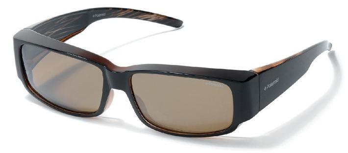 Suncovers de Polaroid Eyewear - Les lunettes de soleil pour porteurs de lunettes