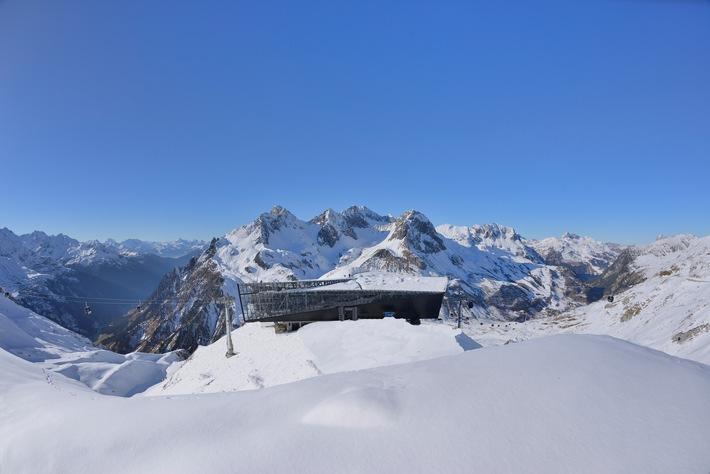 Der Kreis ist geschlossen - 2. Dezember 2016 - Ski-Saisonstart in Lech Zürs am Arlberg