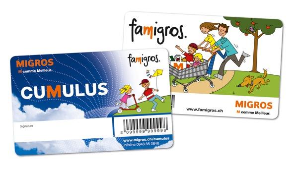 Famigros, le nouveau club Migros spécialement dédié aux familles, ouvre ses portes virtuelles