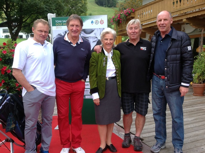 Toni Sailer Golf Memorial Turnier 2015 - ANHÄNGE