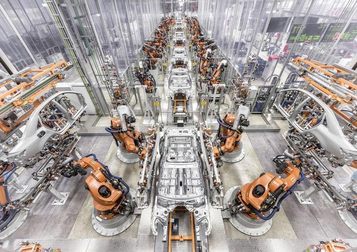 """Audi CEO Stadler: """"Wir wollen 2016 weiter wachsen"""""""