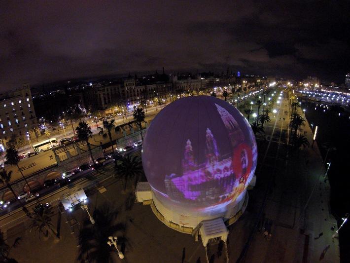 150 Jahre Ringstraße und Eurovision Song Contest 2015: Wien mit Multimedia-Show in Berlin
