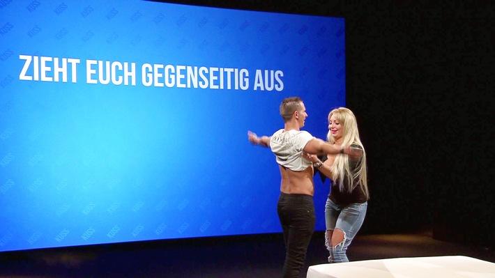 """Neu bei RTL II: """"UNdressed - Das Date im Bett"""" ab 2. Oktober 2017"""