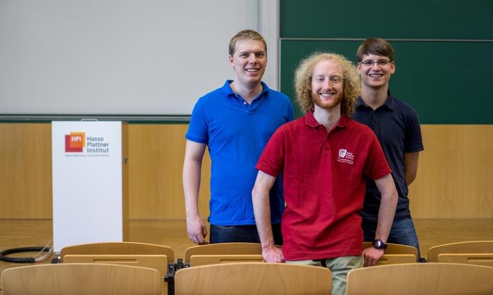 Hasso-Plattner-Institut: Studenten schreiben Buch für Informatikanfänger