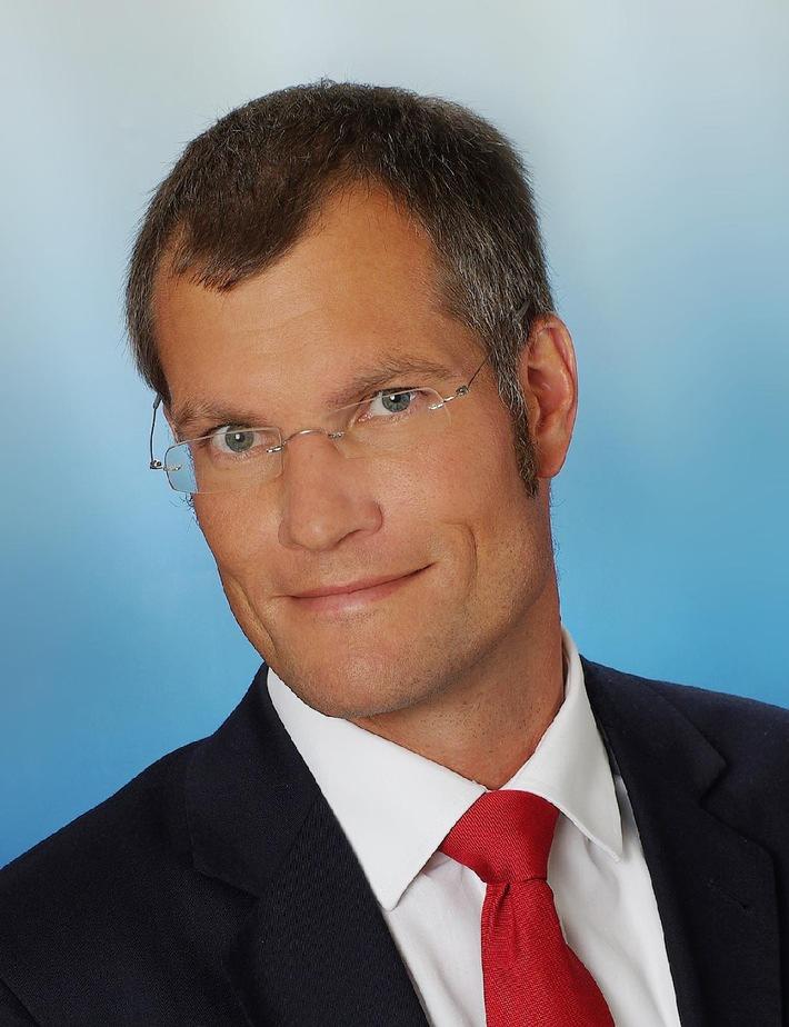 Dr. Sven Schütt neuer Geschäftsführer der Hertie School of Governance
