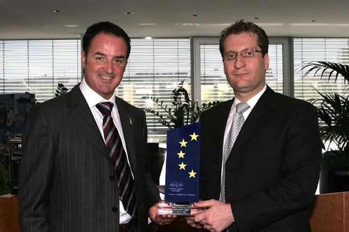 Intelligent und schnell zum Ziel - European Logistics Award für Cecchetto Espresso Systems