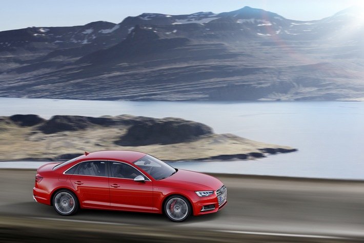 Audi im September: Neuer A4 legt in Europa um mehr als 20 Prozent zu
