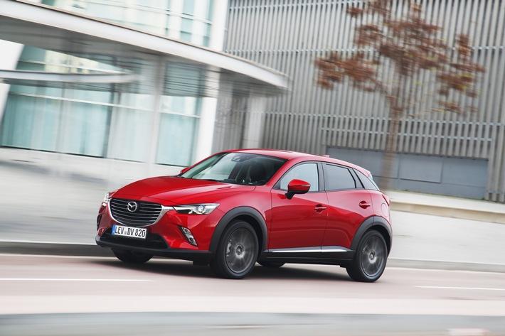 Mazda Betriebsgewinn auf Rekordniveau