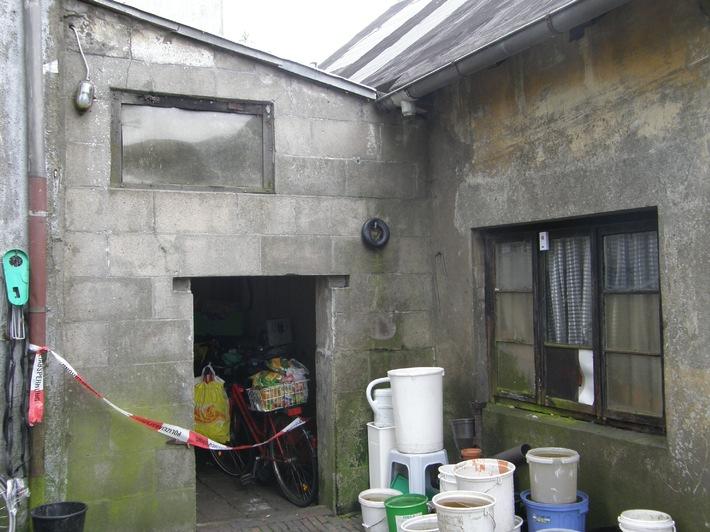 POL-CUX: Mutmaßlicher Brandstifter in Haft - Schneller Fahndungserfolg der Polizei