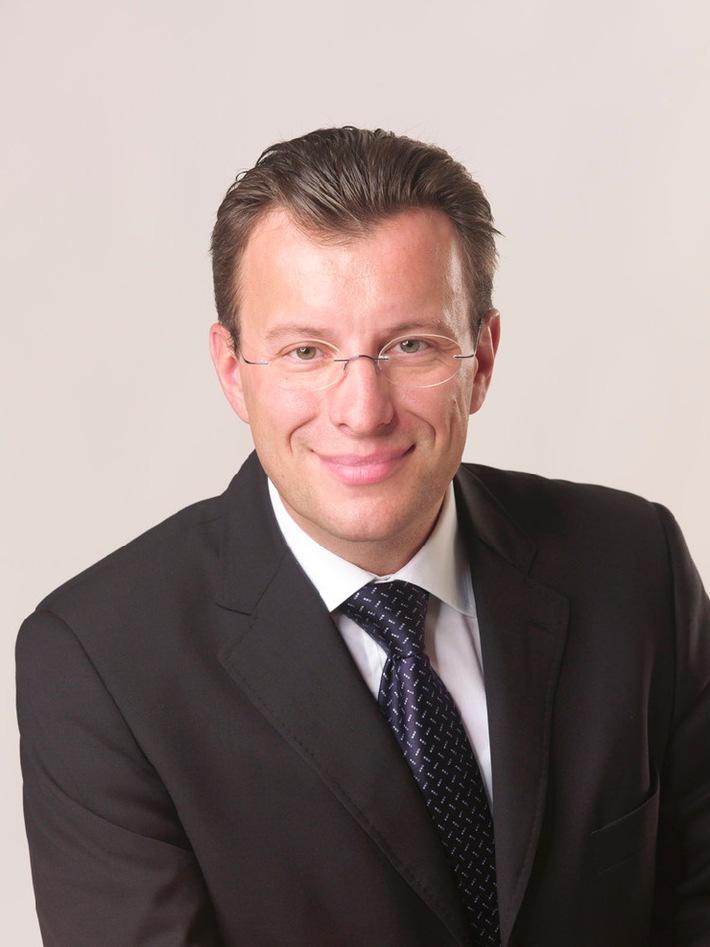 Stephan Kuhn prend la direction du secteur Financial Services  d'Ernst & Young Suisse