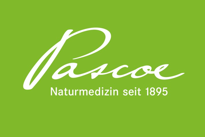 Neues Logo für Pascoe Naturmedizin / Mit der Unterschrift des Gründervaters Friedrich Pascoe in eine grüne Zukunft