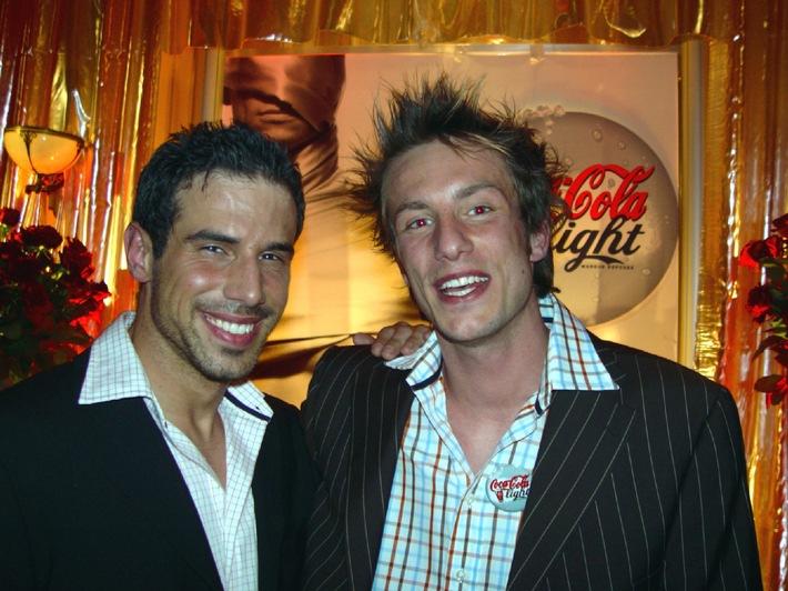 """Richard Bucher est le """"Coke light Man"""" Suisse 2003!"""