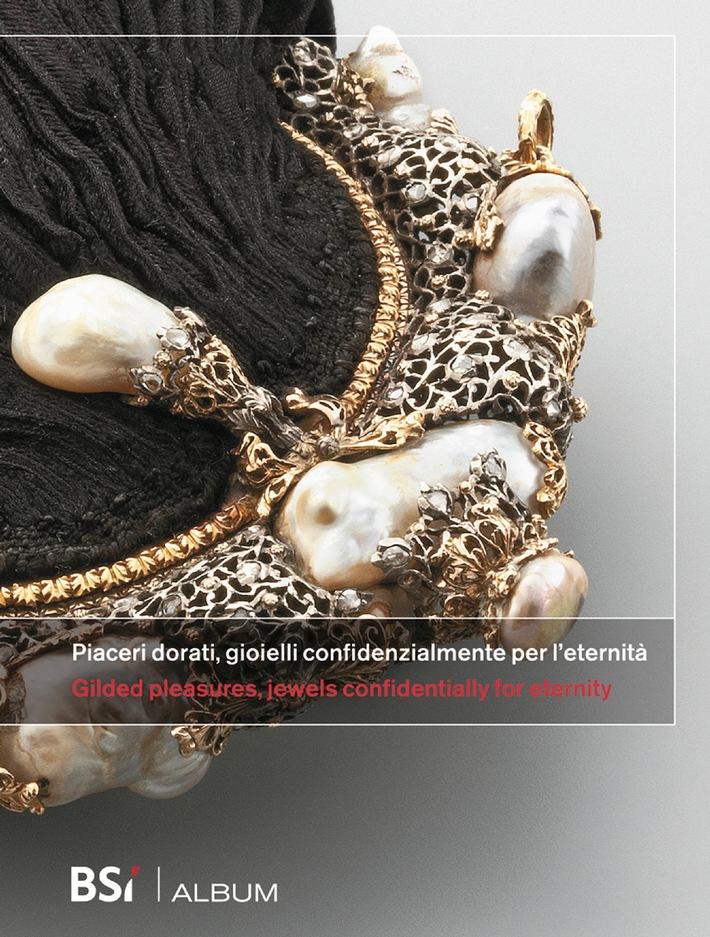 BSI présente la collection historique de Buccellati. Pour la première fois en Suisse