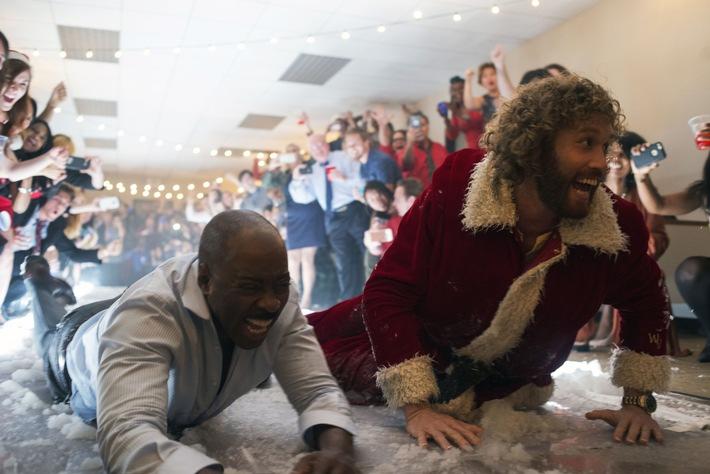 OFFICE CHRISTMAS PARTY / Ab 8. Dezember läuft die abgedrehte Weihnachtskomödie im Kino