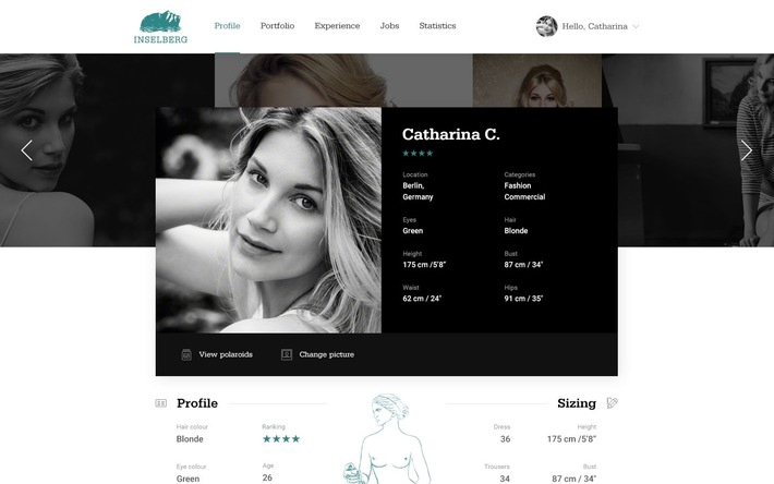 Europas erste Model-Booking-Plattform geht online und hebelt Branchenmissstände aus