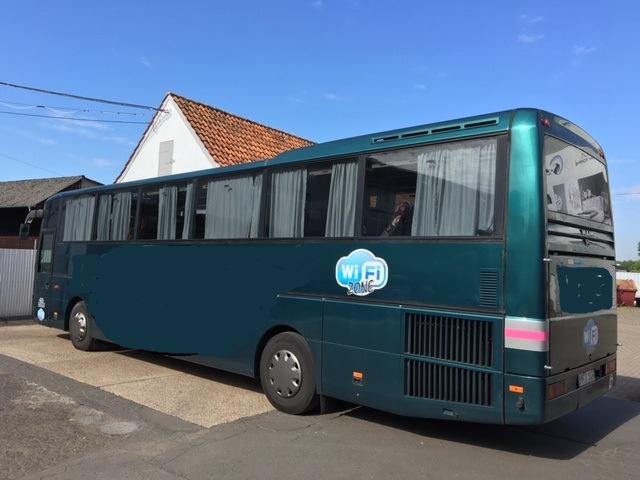 ZOLL-H: Zigaretten: Schmuggelbus im Linienverkehr