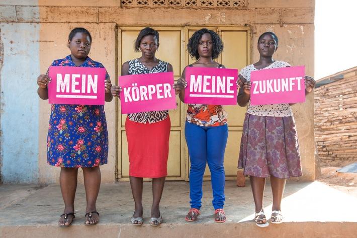 Petition für eine bessere sexuelle Gesundheit in Uganda