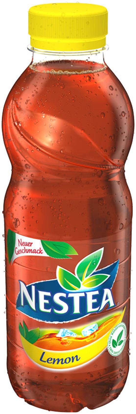 Nestea Lemon vous rafraîchit avec une nouvelle saveur de thé glacé