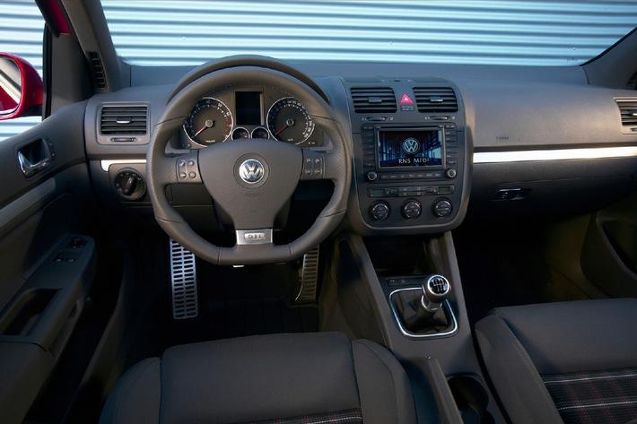 Der neue Golf GTI - Abnahmefahrt: 200 PS scharfer GTI absolviert Feuertaufe
