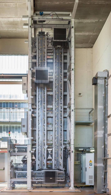Nächster Meilenstein erreicht: ThyssenKrupp präsentiert ma�stabsgetreues Modell von MULTI