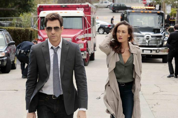 """So viel Crime gab's noch nie! SAT.1 zeigt die besten Ermittler in neuen Serien und neuen Staffeln mit u.a. """"Detective Laura Diamond"""", """"Scorpion"""" und """"Stalker"""" ab 1. Februar"""