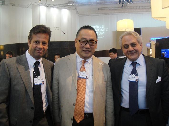 WI Harper, société de capital-investissement leader, et WISeKey, Nouveau champion du Forum économique mondial, ont annoncé aujourd'hui à Dalian, en Chine, leur accord d'établir une joint- venture en Chine
