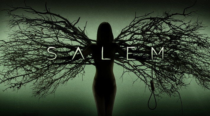 "Dunkle Romantik auf sixx: Die neue US-Mystery-Serie ""Salem"" lädt ab 12. Februar 2016 zum Hexensabbat"
