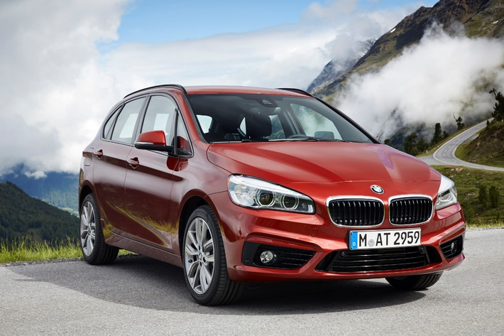 BMW Group verzeichnet auch im September Absatzzuwachs