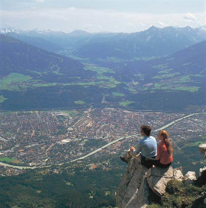 Wettkampfstimmung im Innsbrucker September: Wander-Weltmeisterschaft und EuroVolley 2011