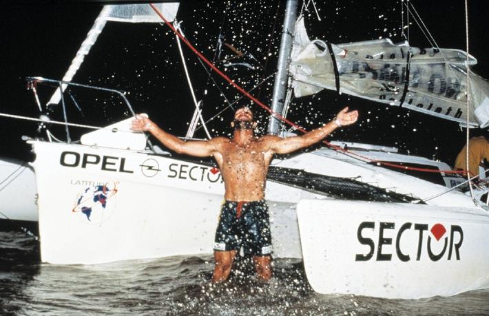 Mike Horn a été élu sportif mondial de l'année 2001
