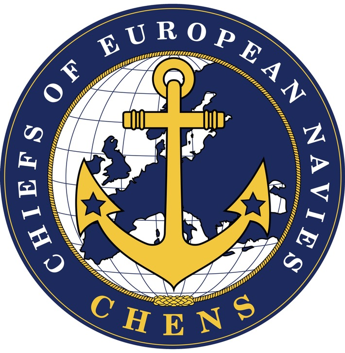 """Deutsche Marine lädt zu internationaler Konferenz - """"Chiefs of European Navies"""" - Treffen der europäischen Marinechefs"""