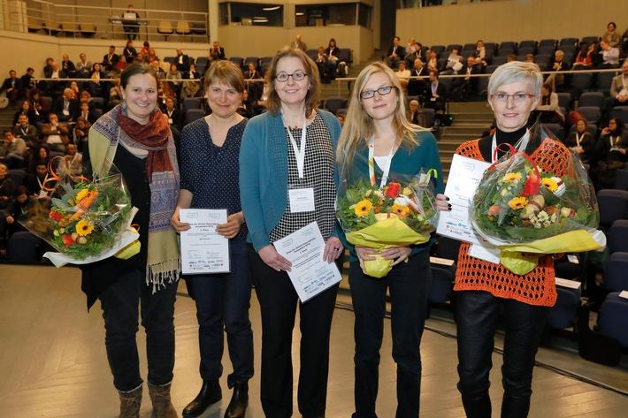 Alliance récompense des approches novatrices pour la promotion des compétences en santé