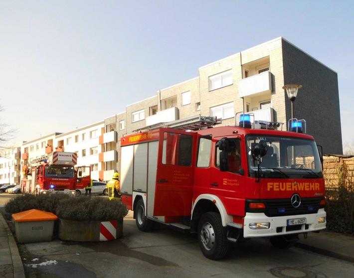 FW-Heiligenhaus: Heißer Stuhl führte zu Zimmerbrand (Meldung 6/2016)