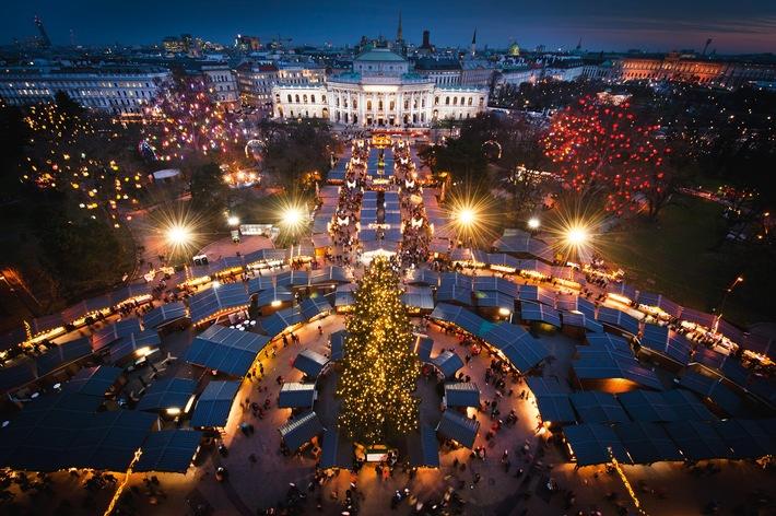 Wiener Adventzauber im Jubiläumsjahr 2015