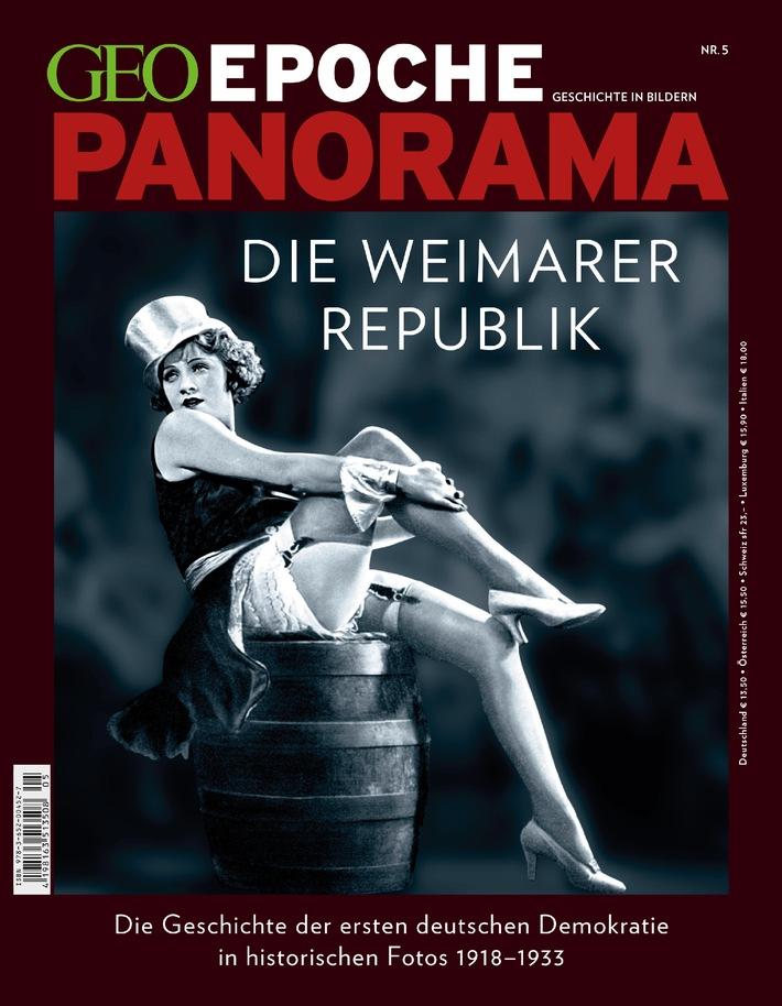 """GEO EPOCHE PANORAMA: """"Die Weimarer Republik"""""""