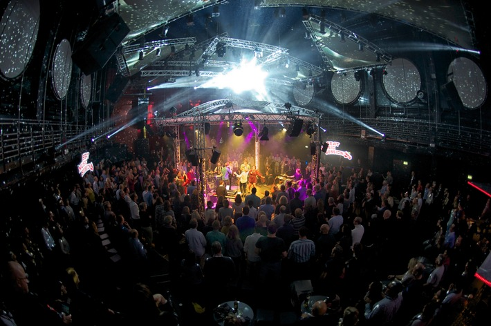 L'expérience musicale à 360 degrés / La SEAT Music Session fait à nouveau vibrer la Suisse