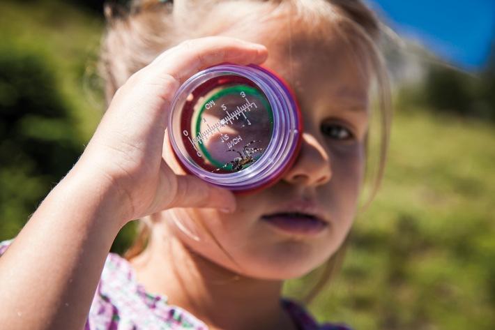 Was die Natur mit unseren Kindern macht - BILD