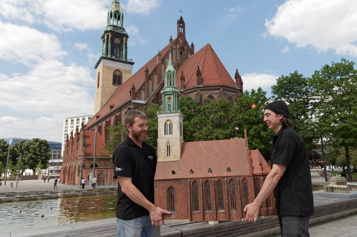 Weltneuheit! Die neue Attraktion Little BIG City Berlin - jetzt auch Attraktion der Merlin Jahreskarte
