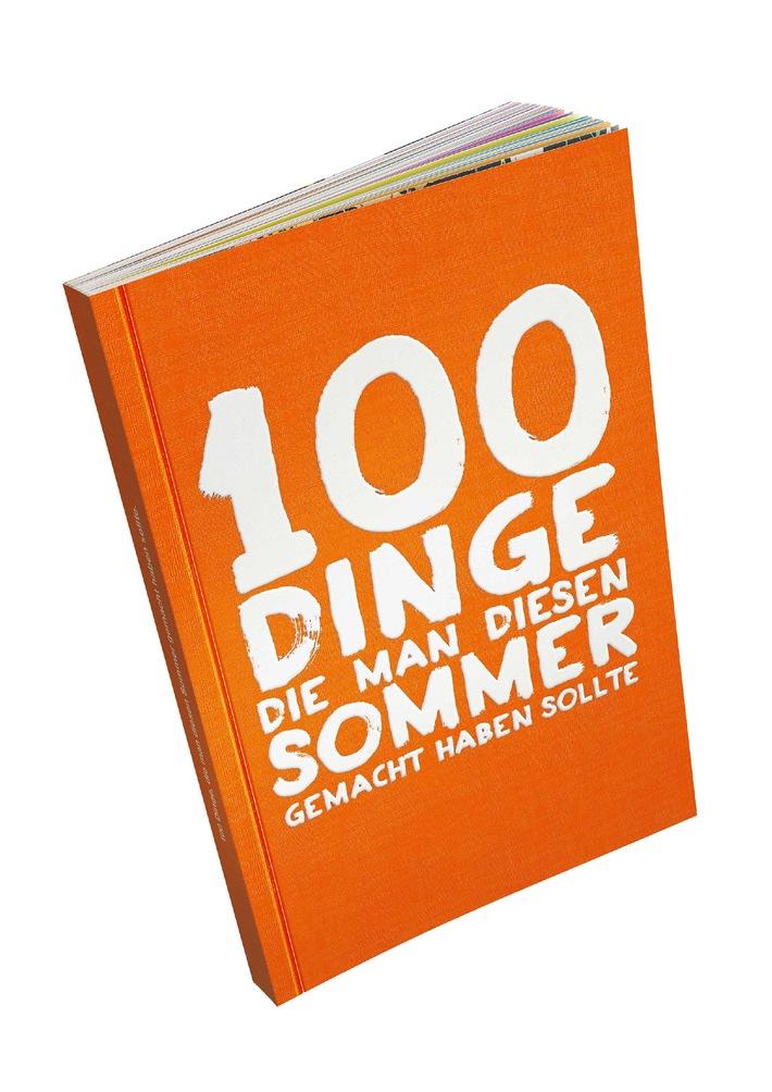 Ein M sommerlicher oder 100 Dinge, die man diesen Sommer machen sollte (BILD)