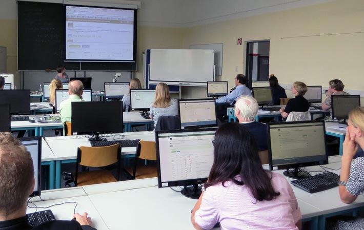 1. Tag der digitalen Lehre der Hochschule Fresenius