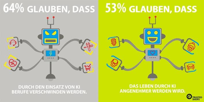 Deutsche befürchten: Künstliche Intelligenz lässt künftig ganze Berufsgruppen verschwinden