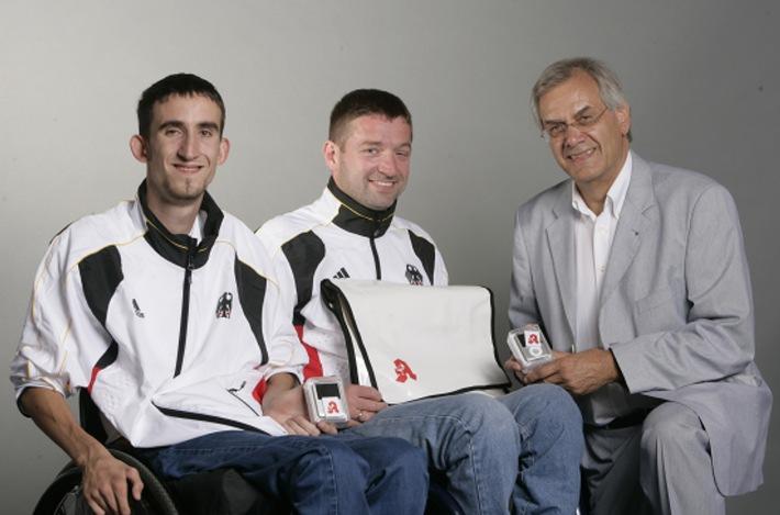 Überraschung für deutsche Paralympics-Mannschaft: Apotheker stiften Farewell-Pakete für 175 Sportler
