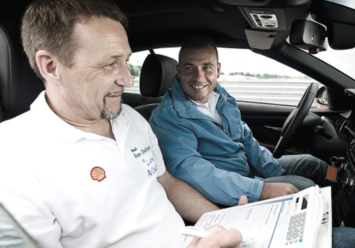 Aktuelle Shell Studie zeigt: Interesse der Autofahrer am Kraftstoffsparen steigt