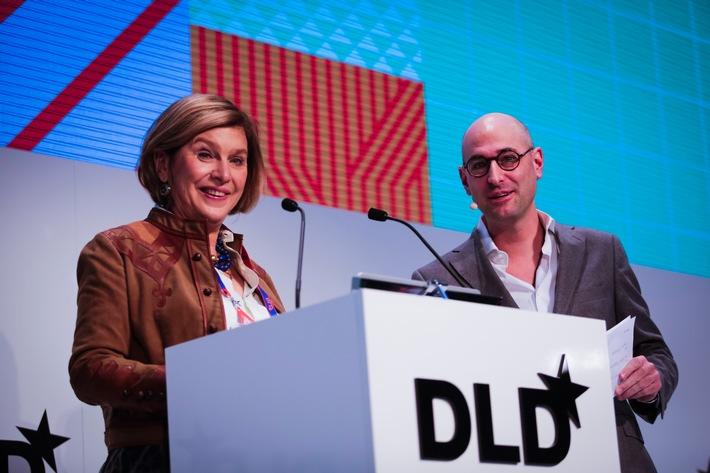 DLD16: Digitale Zukunftsdenker zu Gast in München