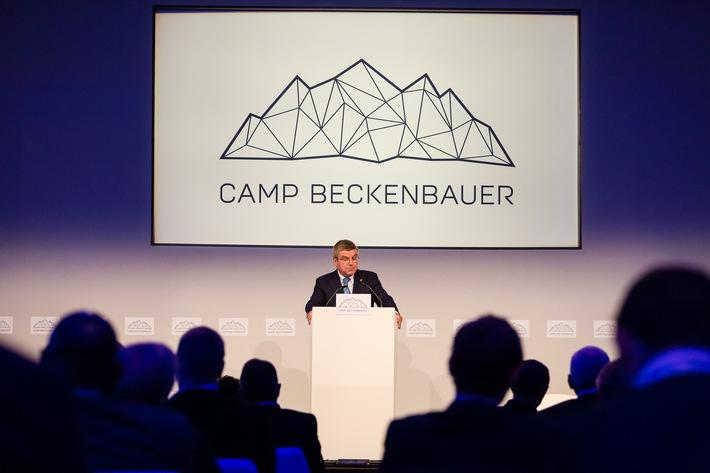 Internationaler Sportgipfel CAMP BECKENBAUER Global Summit 2015 erfolgreich beendet - VIDEO/ANHÄNGE
