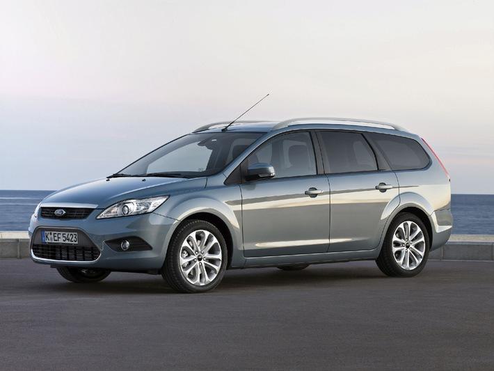 Ford Focus LPG: Weltpremiere auf AMI Leipzig