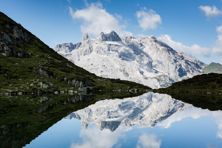 Min Weag - der neue Vorarlberg-Rundwanderweg - BILD