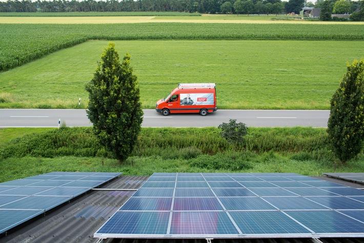 E.ON verstärkt Solar-Geschäft: Betrieb und Wartung von Photovoltaikanlagen wird ausgebaut