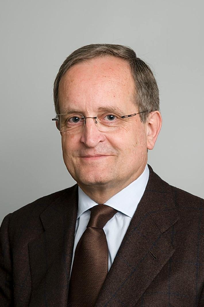 Nouveau président au volant d'auto-suisse: François Launaz succède à Max Nötzli