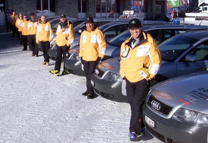 AMAG - seit Jahrzehnten Partner im Wintersport